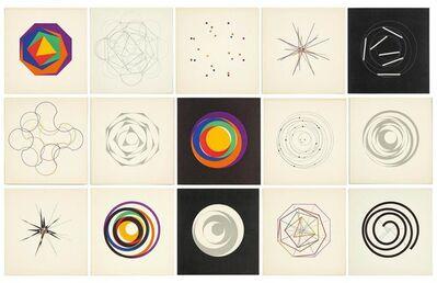 Max Bill, 'Quinze variations sur un même thème', 1935-1938