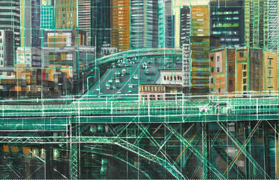Katie Metz, 'City Bridge', 2018