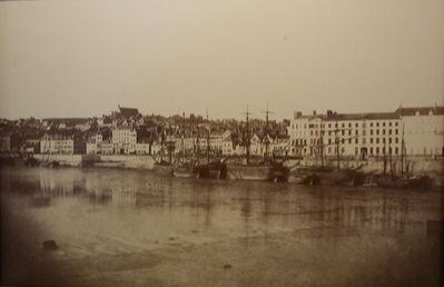 Édouard Baldus, 'Vue du Port de Boulonge', 1855