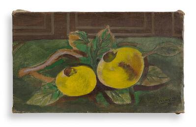 Georges Braque, 'Citrons', 1936