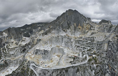 Edward Burtynsky, 'Carrara Marble Quarries, Carbonera Quarry #1, Carrara, Italy', 2016