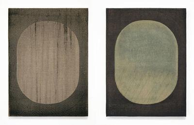 Steven Day, 'Window Diptych 01,16 x 12' each', 2014