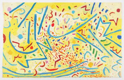 Mildred Thompson, 'Magnetic Fields V', 1991