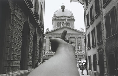 Ai Weiwei, 'Study of Perspective - Berne', 1999