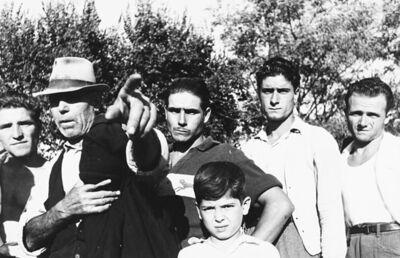 Federico Patellani, 'Contadini', years 1960