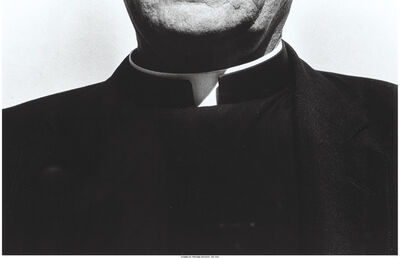 Ralph Gibson, 'Smoking Jacket, Priest, and Ducktail (from Quadrants) (three photographs)', 1975