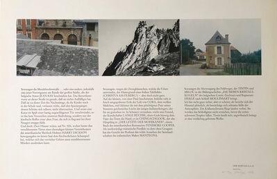 Jean Le Gac, 'DER AUSFLUG (8,9,10) / TOUR (8,9,10)', 1982