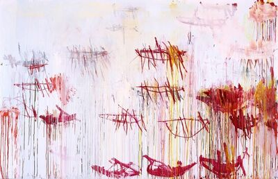 Cy Twombly, 'Lepanto', 2001