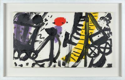 Alan Davie, 'IMPROVISATIONS FOR TIGERS TAIL, 1960', 1960