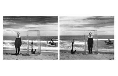 Hsu Ching-Yuan, 'Diptych: Imprisonment (Self-portraits) ', 2016