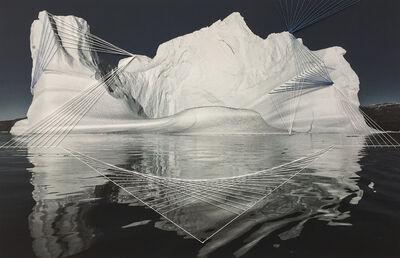 Adriene hughes, 'Scoresbysund, Greenland #9', 2016-2017