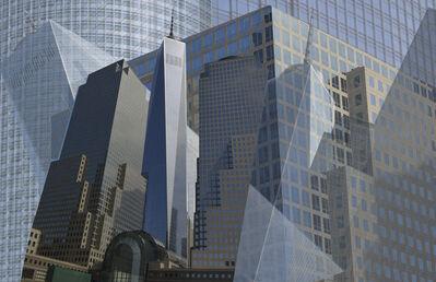 Frederick Hodder, 'World Financial Center', 2014