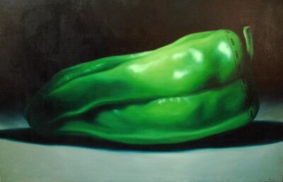 Daniel Sueiras Fanjul, 'Natural selection -capsicum annuum- ', 2008