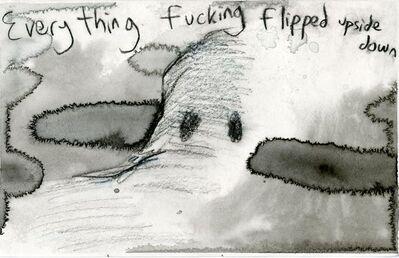 Jim Holyoak, 'Everything Fucking Flipped', year unknown