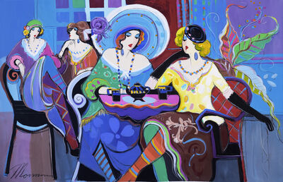 Isaac Maimon, 'Cup Of Tea With Friends', 2017