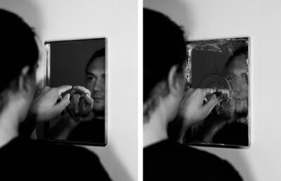 Jonny Lyons, 'Stealing a Mirror', 2020