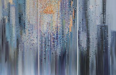 Ekaterina Ermilkina, 'Sunset (triptych)', 2018
