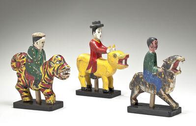 'Kkoktu Figures ', Before 1926