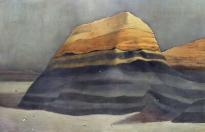 Alejandro Campins, 'Desierto Pintado, de la serie Bad Land', 2018