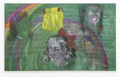 Diana Aisenberg, 'Ejercicio de color', 2007