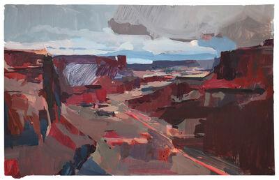 Shane Neufeld, 'Orange Road', 2019