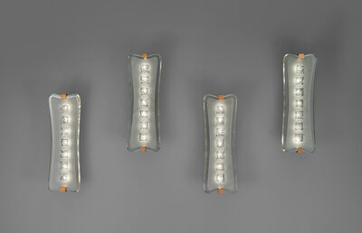 Max Ingrand, 'Set of four wall lights, model no. 1568', ca. 1956