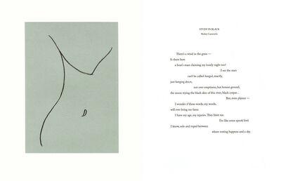 Gary Hume, 'STUDY IN BLACK', 2016
