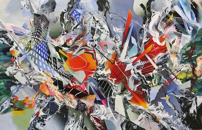 Oliver Vernon, 'Peripheral Gates', 2015