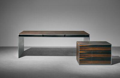 Martin Szekely, ''D.W.P.' desk and prototype storage unit', 2006-2007