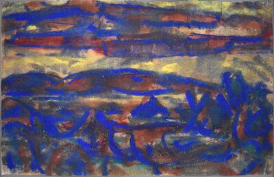 Christian Rohlfs, 'Landscape | Landschaft', 1920