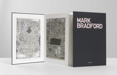 Mark Bradford, 'Mark Bradford: My Head Became a Rock', 2014