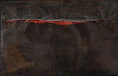Alberto Burri, 'Ferro SP (Iron SP)', 1961