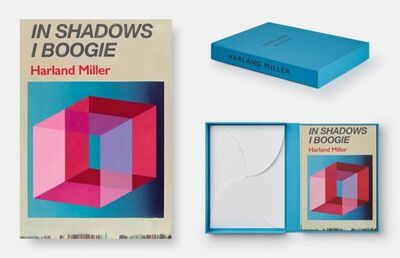 Harland Miller, 'In Shadows I Boogie, Delix Book (Blue)', 2019