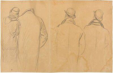Marcello Dudovich, 'Study for Rinascente poster: 'Casalinghi e Arredamento'', 1922-23
