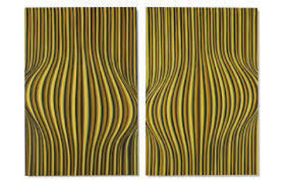 Karin Davie, 'Sweet Thing #1 and #2', 1992