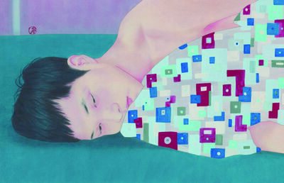 I-Sheng KAO, 'The boundaries of the dream and the reality', 2013
