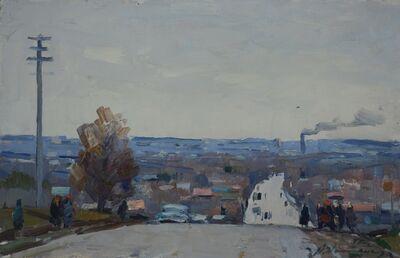 Aleksandr Timofeevich Danilichev, 'Piereslav road', 1955