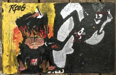 Bashar Shammas AKA RFUG, 'Untitled  ', 2016