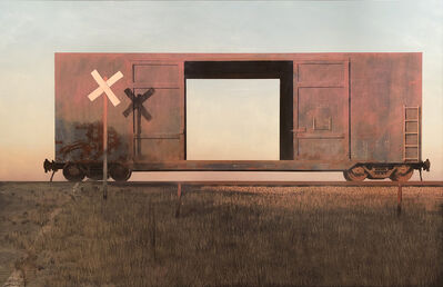 Francis DiFronzo, 'The Crossing (part 4)', 2017