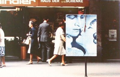 Luigi Ghirri, 'Lucerna (Serie: Kodachrome)', 1973