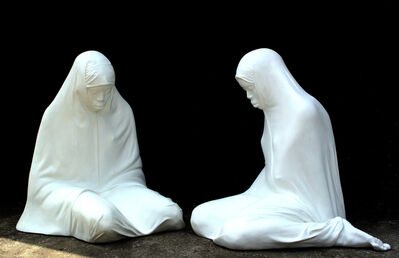 Maïmouna Guerresi, 'White Kuntas', 2003