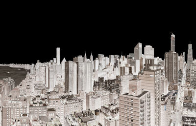 André Lichtenberg, 'NY, Midtown East (Within Series)', 2015