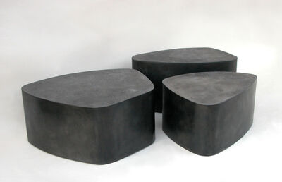 """Stéphane Ducatteau, 'Coffee tables """"Galets""""', 2007"""