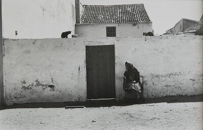 Agnès Varda, 'Chat, Portugal', 1956