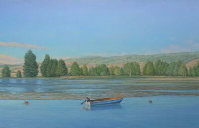Willard Dixon, 'Bolinas Lagoon', 2016