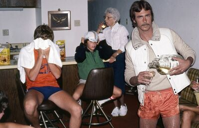 David LaChapelle, 'Recollections in America: White on White, Los Angeles', 2006