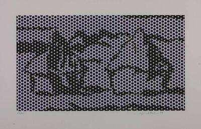 Roy Lichtenstein, 'Haystack #7', 1969