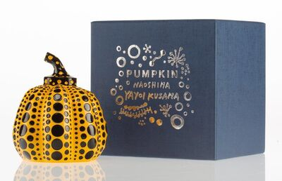 After Yayoi Kusama, 'Pumpkin (Yellow)', n.d.