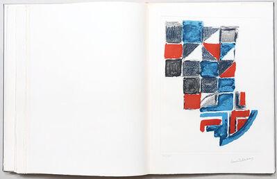 Sonia Delaunay, ' La Mysticite Charnelle de Rene Crevel ', 1976