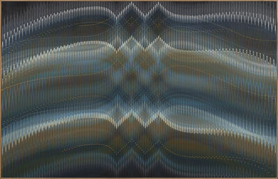 Abraham Palatnik, 'W-942', 2016